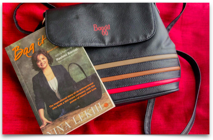 Bag it All by Nina Lekhi