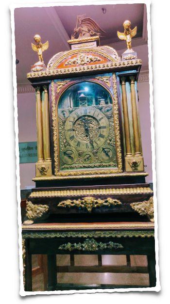 Musical Clock at the Salar Jung museum
