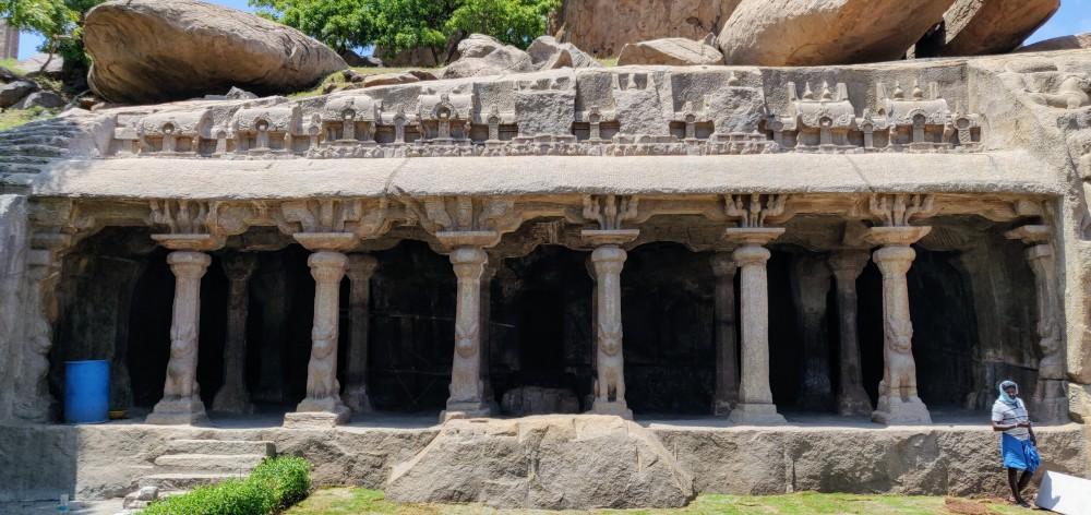 Pancha Paandava Cave