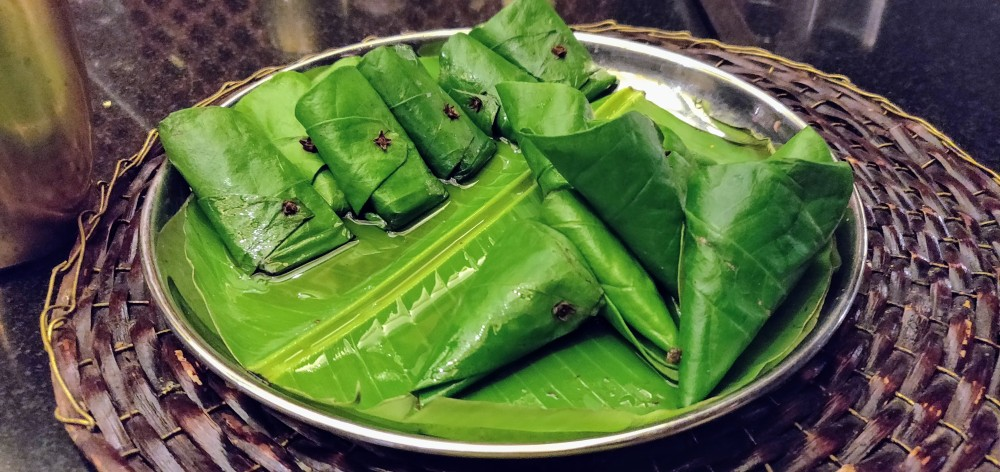 Paan at the Karavalli