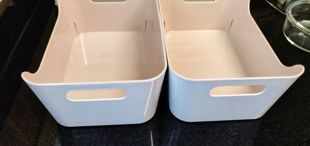 Storage boxes from Ikea, Hyderabad