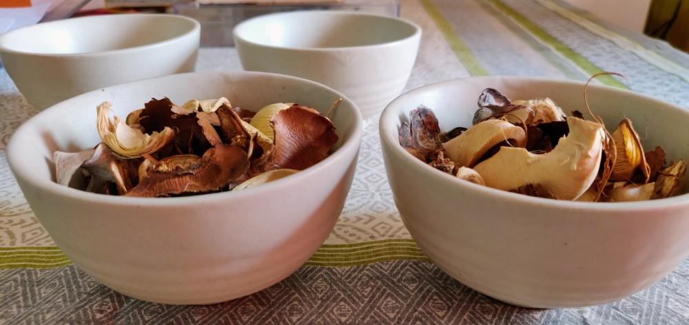 Ceramic bowls from Fabindia
