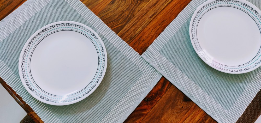 Table mats from Fabindia