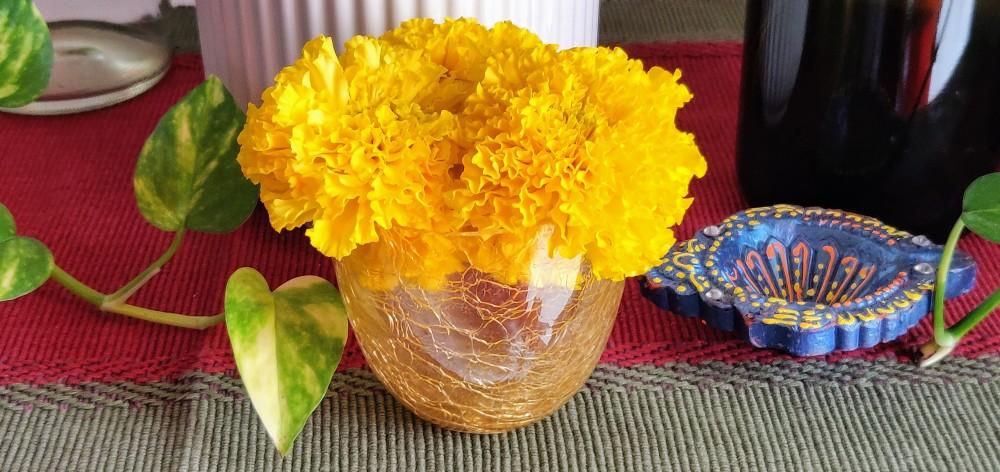 Marigolds from rosebazaar.in