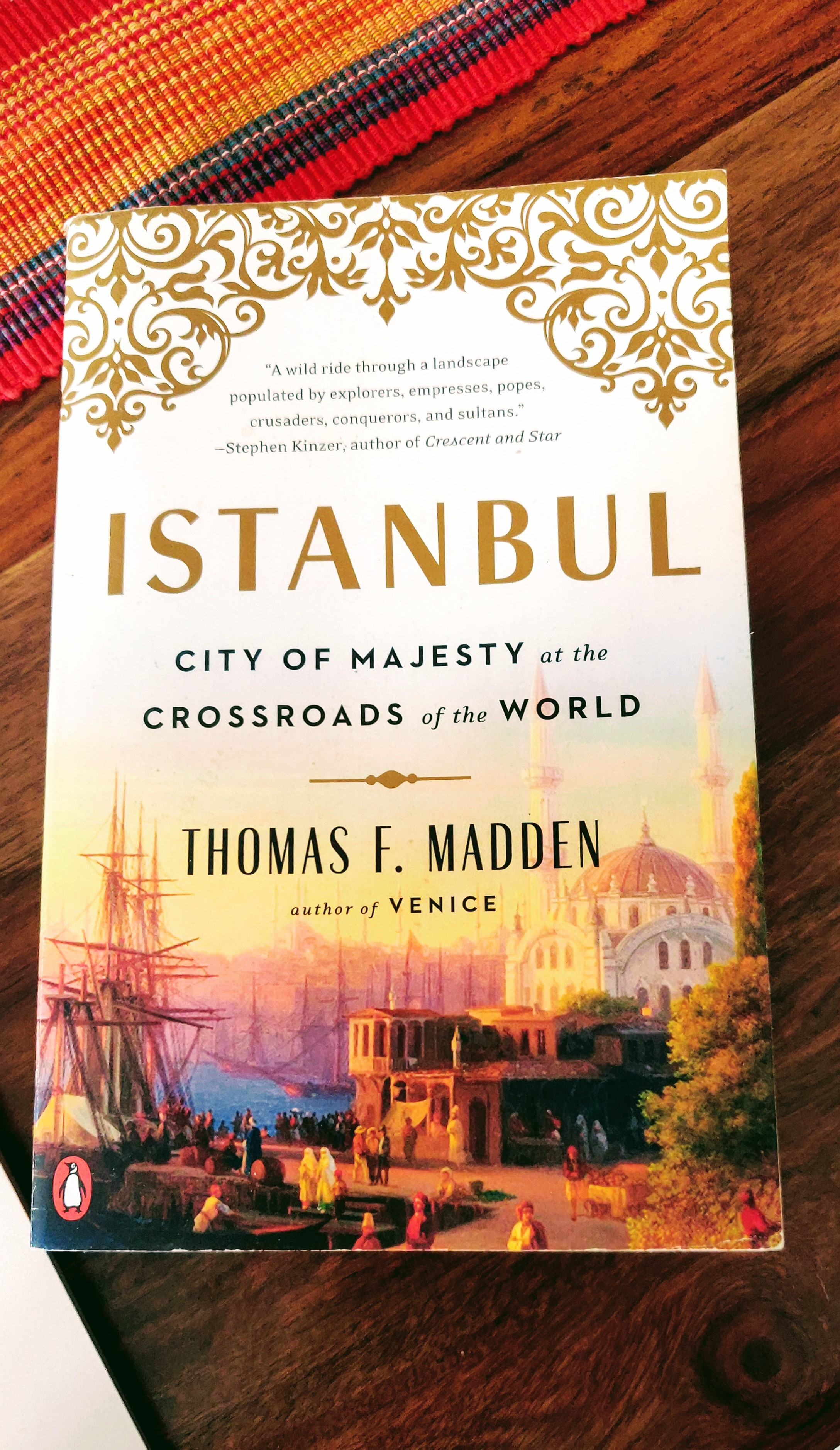 Istanbul by Thomas F Madden